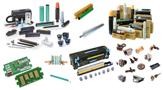 copier printer spare parts dealer